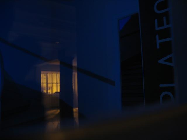 Reflected studio